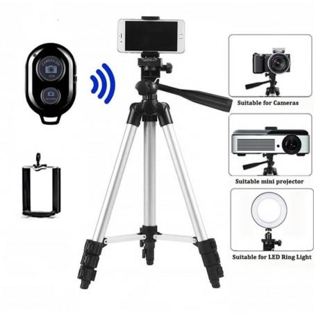 Trépied pour Mobile - caméra - appareil photo