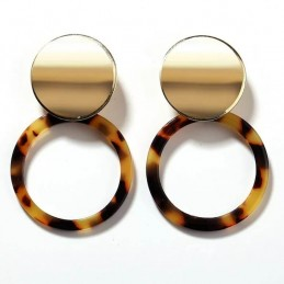 Boucles d'oreilles Vintage...