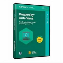 Anti-Virus - 1 an de validité