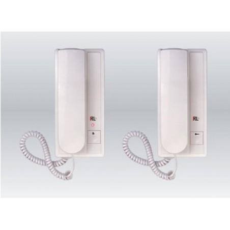 Intercom System 2.4GHz (4 pièces)