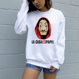 Sweat sans capuche Mixte