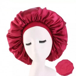 Bonnet en satin