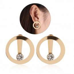 Boucles d'oreilles - Anneau...