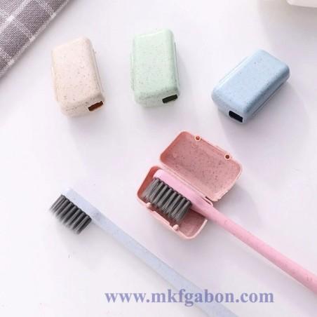 Protège-tête de brosse à dent pour enfant (Lot de 4)