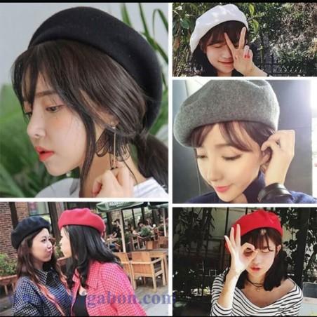 Béret chapeau