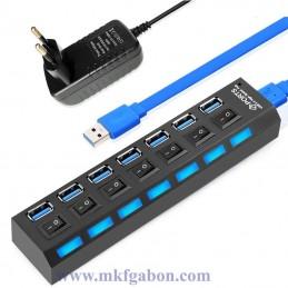 Multiport USB 3.0 - 7 Ports