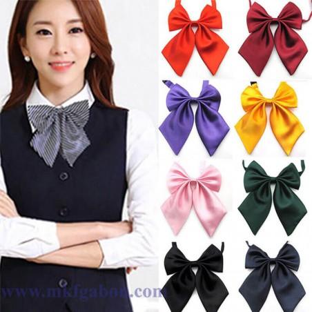 Cravate Nœud papillon pour femme