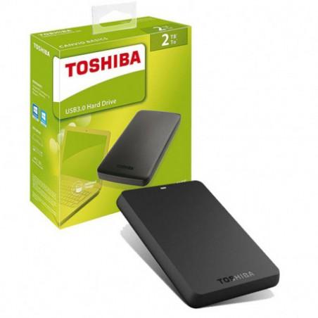 Disque dur Toshiba 2 To