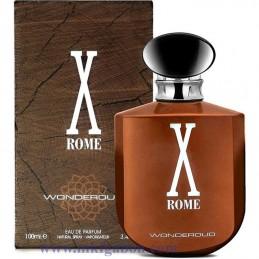 Eau de parfum '' X Rome''