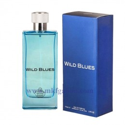 Eau de parfum '' Wild blues''