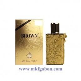 Eau de parfum '' Brown''