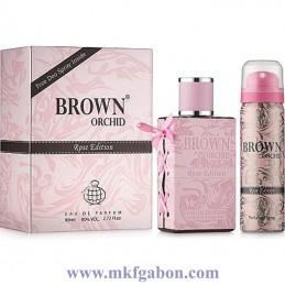 Eau de parfum '' Brown...