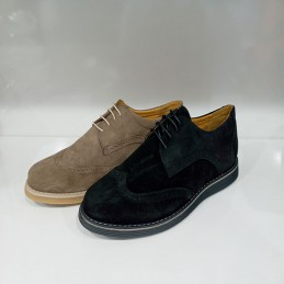 chaussure FERRAGAMO en daim